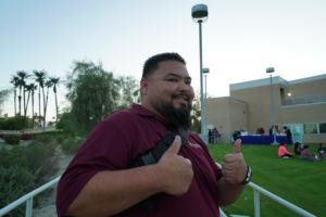 Randy Avila (Klamath-Modoc Tribes)